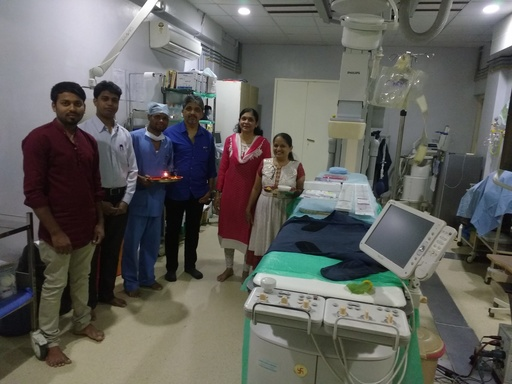 Platina Heart Hospital, Nagpur
